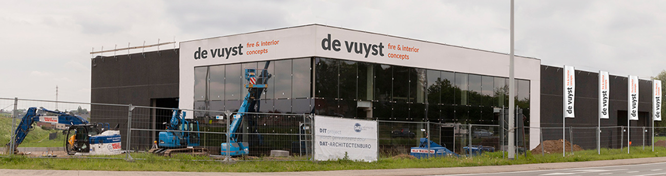 De Vuyst Showroom Zottegem